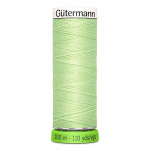 Gütermann rPET Sew-all Thread (100% recycled) #152 Light Green