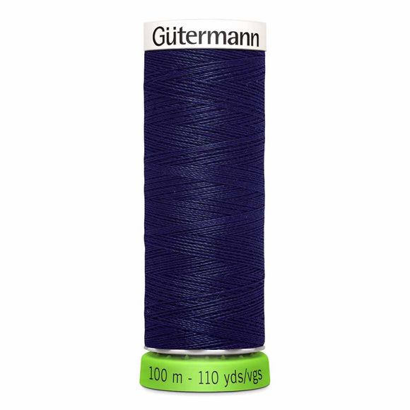Gütermann rPET Sew-all Thread (100% recycled) #310 Navy
