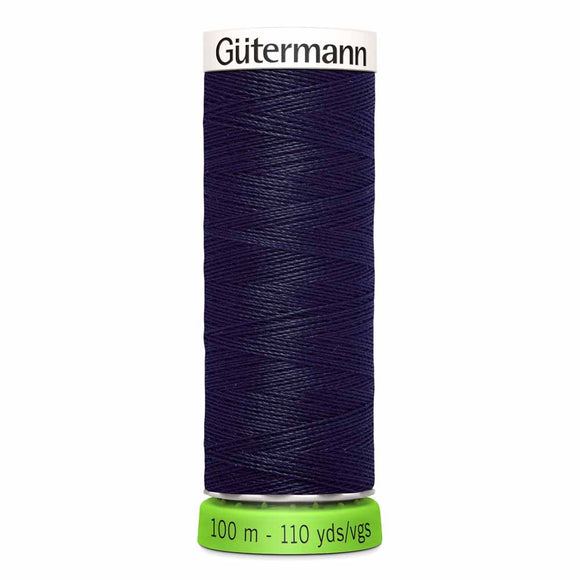 Gütermann rPET Sew-all Thread (100% recycled) #339 Midnight