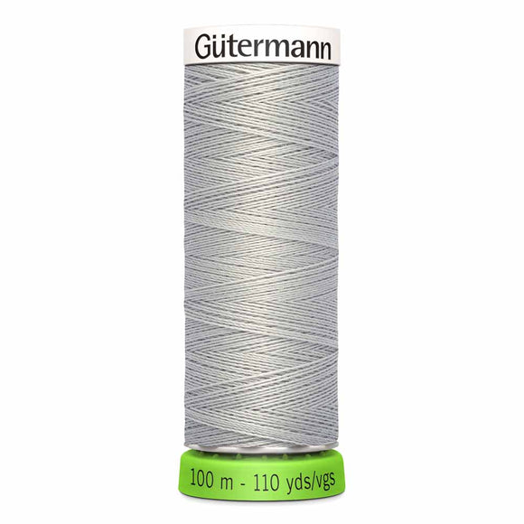 Gütermann rPET Sew-all Thread (100% recycled) #38 Mist