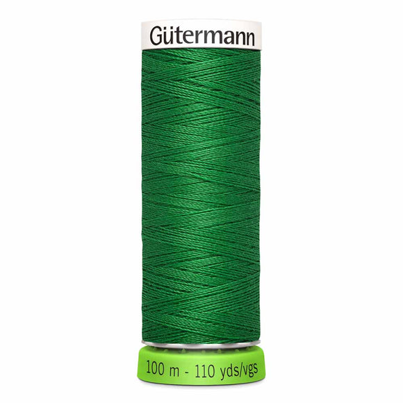 Gütermann rPET Sew-all Thread (100% recycled) #396 Kelly Green