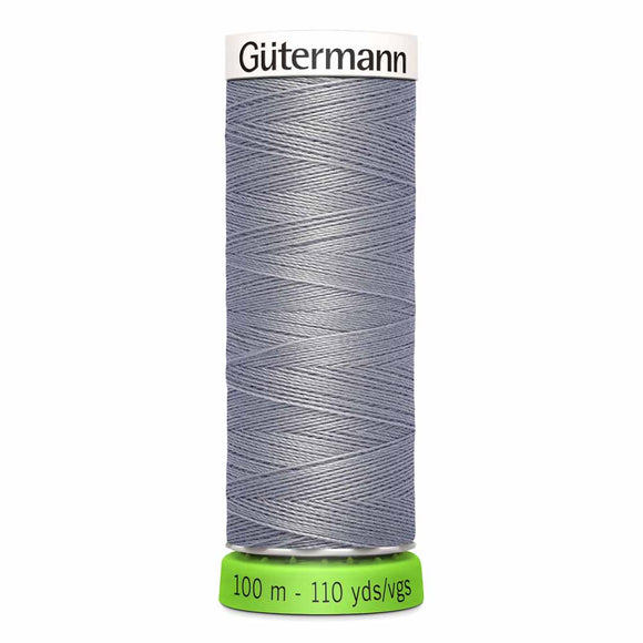 Gütermann rPET Sew-all Thread (100% recycled) #40 Slate