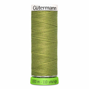 Gütermann rPET Sew-all Thread (100% recycled) #582 Light Khaki