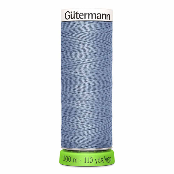 Gütermann rPET Sew-all Thread (100% recycled) #64 Tile Blue