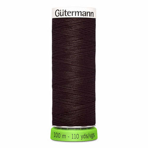 Gütermann rPET Sew-all Thread (100% recycled) #696 Walnut