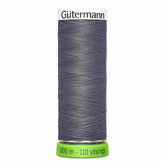 Gütermann rPET Sew-all Thread (100% recycled) #701 Flint