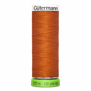 Gütermann rPET Sew-all Thread (100% recycled) #982 Curry