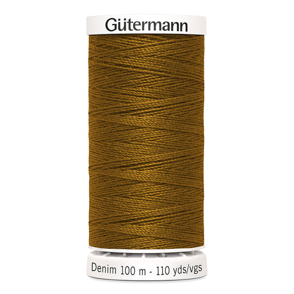 Gütermann Denim Thread #2040 Copper