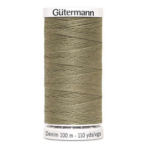 Gütermann Denim Thread #2725 Beige