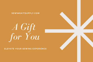 Sewing Kit Supply Digital Gift Card