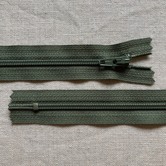 YKK Nylon Coil Dress Zipper - 7