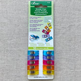 Clover Wonder Clips: Set of 10 - Various Colors