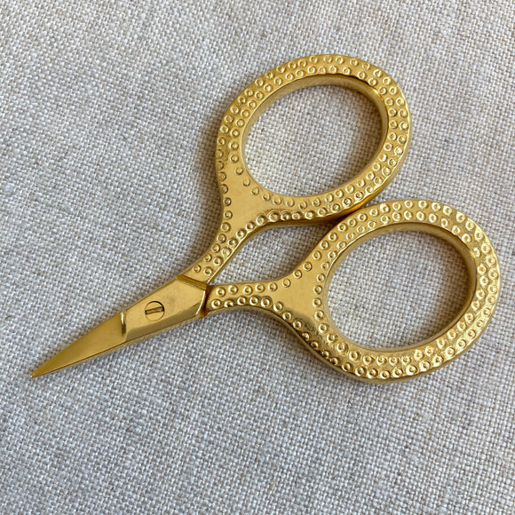 Susan Scissors - Gold