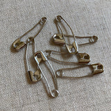 Dritz Curved Safety Pins - Various Sizes