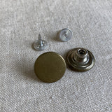Set of 2 Jean Buttons - Various Colors