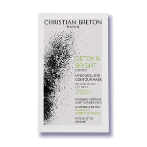 CHRISTIAN BRETON Detox & Brightening Eye Mask 3pcs - Formula Bright