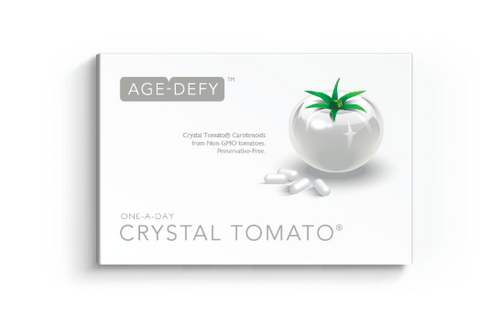 Crystal Tomato® Supplements 30 caplets - Formula Bright