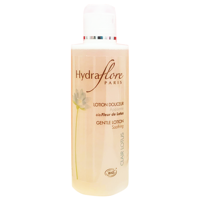 HYDRAFLORE Clair Lotus Gentle Lotion 200ml - Formula Bright