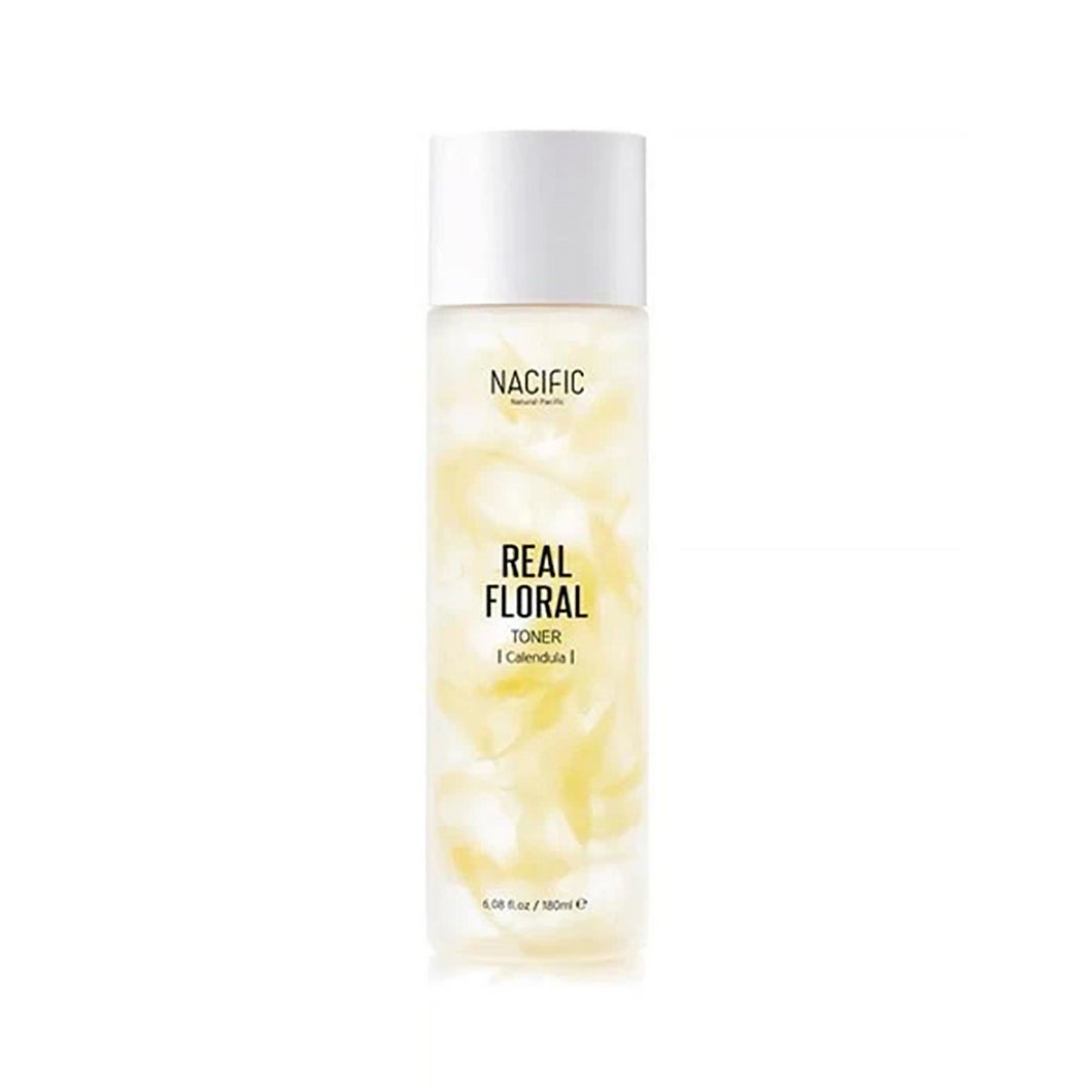 NACIFIC Real Floral Toner Calendula 180ml - Formula Bright