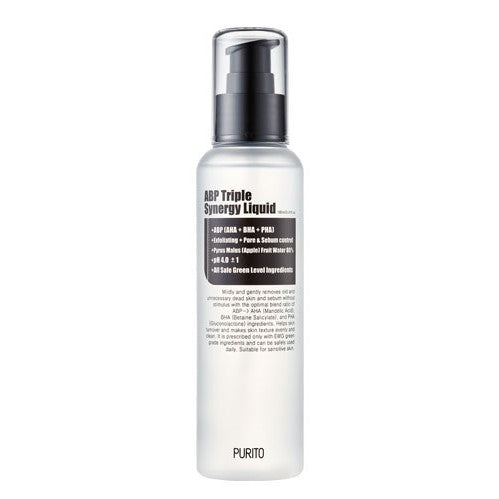 PURITO ABP Triple Synergy Liquid 160ml - Formula Bright