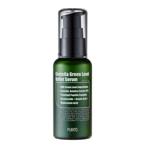 Centella Green Level Buffet Serum 60ml - Formula Bright