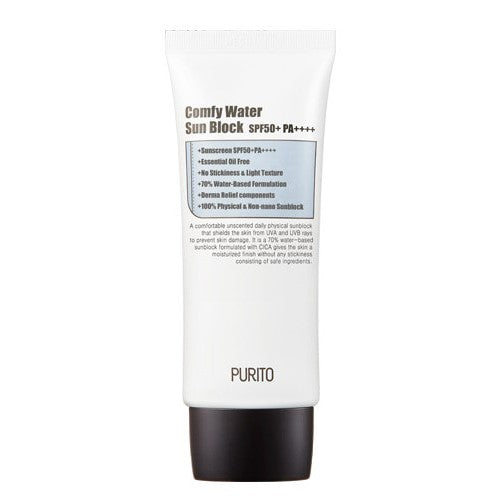PURITO Comfy Water Sun Block 60ml - Formula Bright