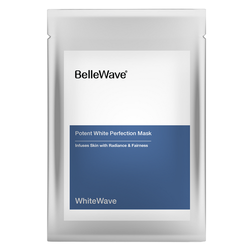 BELLEWAVE Potent White Perfection Mask 5pcs - Formula Bright
