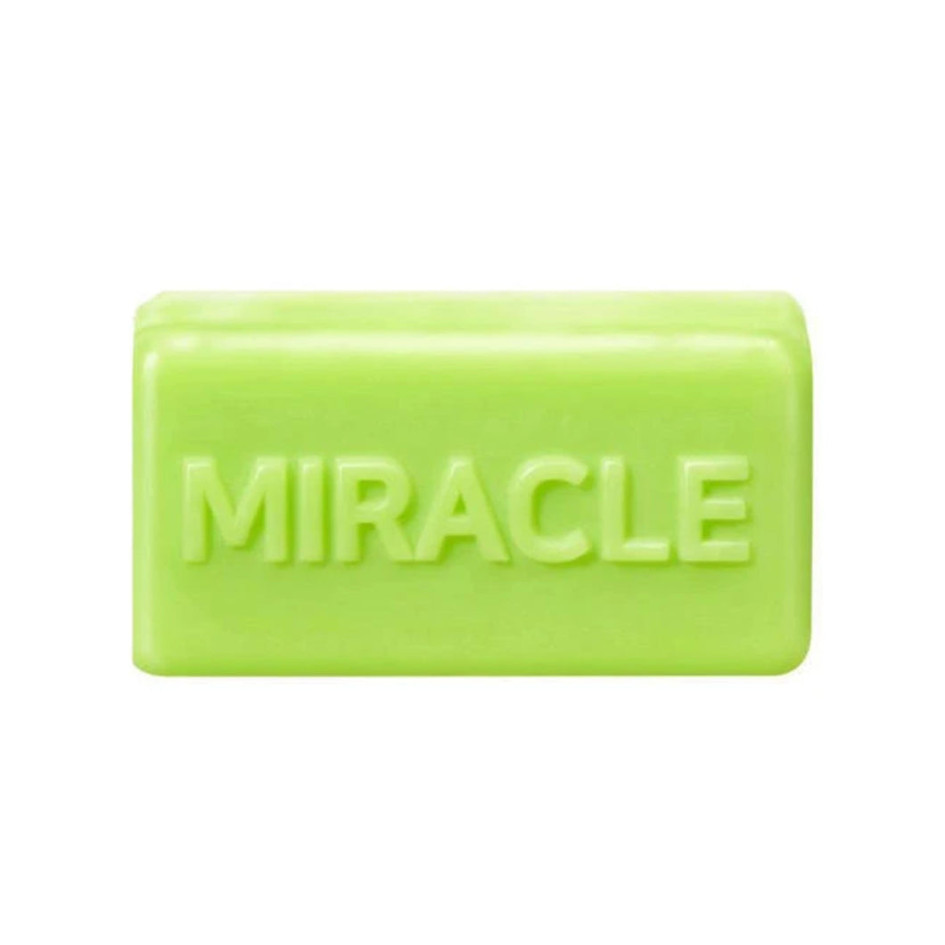 SOME BY MI AHA, BHA, PHA 30 Days Miracle Cleansing Bar 1pc - Formula Bright