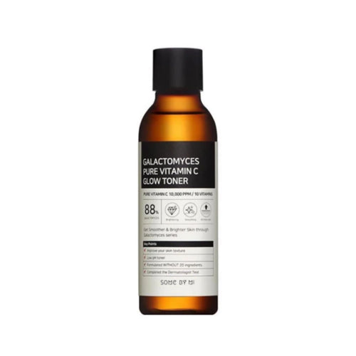 SOME BY MI Galactomyces Pure Vitamin C Glow Toner 200ml - Formula Bright