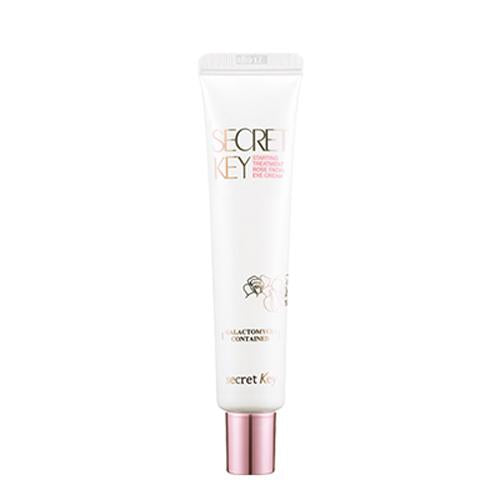 SECRET KEY Starting Treatment Eye Cream - Rose Edition 40g - Formula Bright