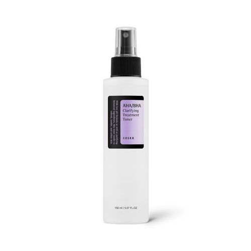 COSRX AHA/BHA Clarifying Treatment Toner 150ml - Formula Bright