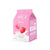 A'PIEU Strawberry Milk Sheet Mask (Brightening) 1pc - Formula Bright