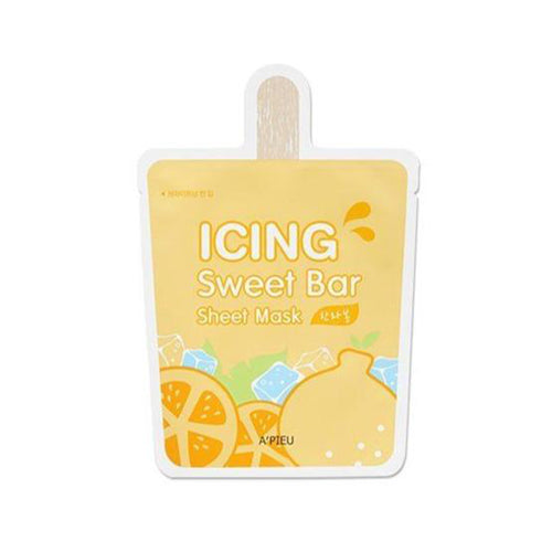 Icing Sweet Bar Sheet Mask (Hanrabong) 1pc - Formula Bright