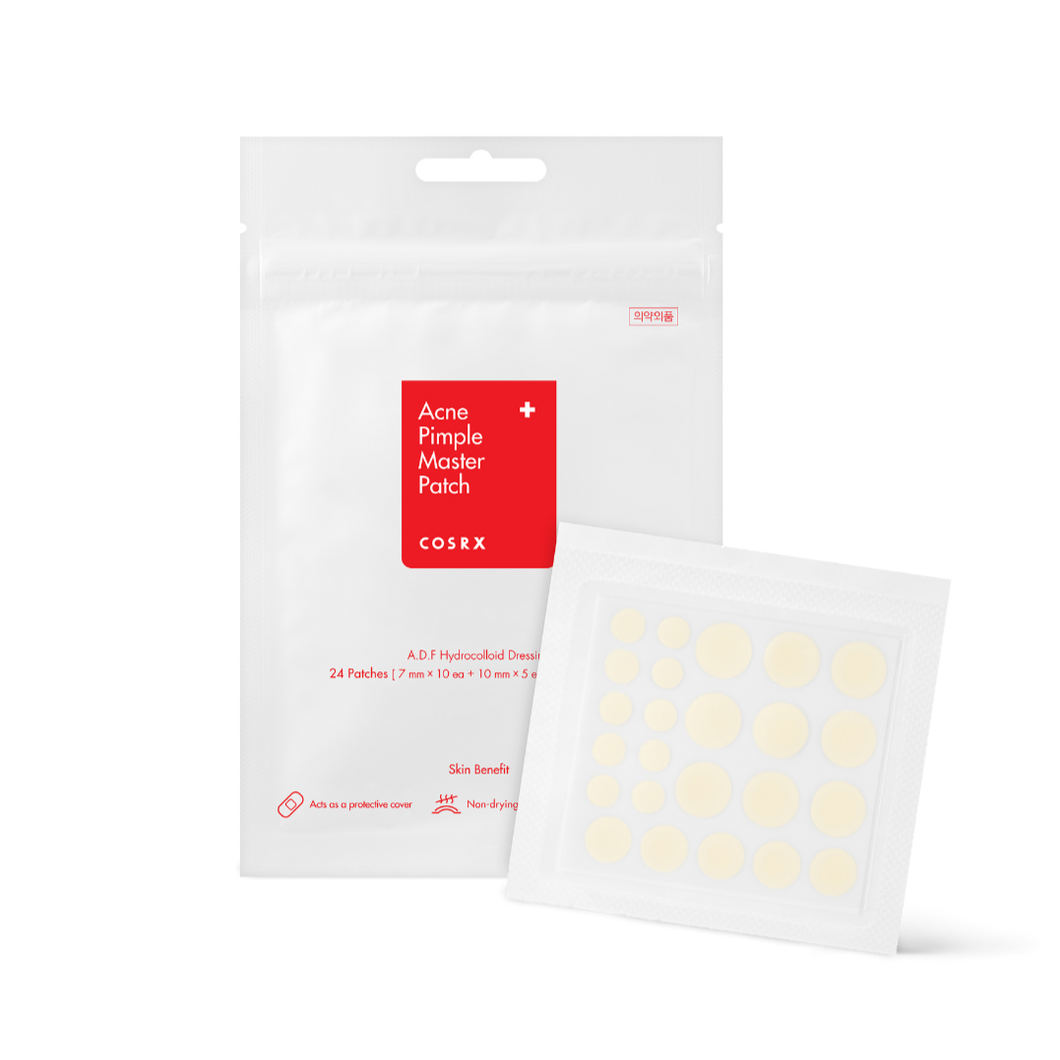 Acne Pimple Master Patch 24s - Formula Bright