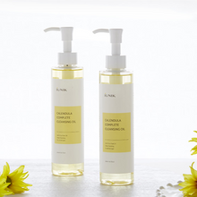 Load image into Gallery viewer, IUNIK Calendula Complete Cleansing Oil 200ml - Formula Bright
