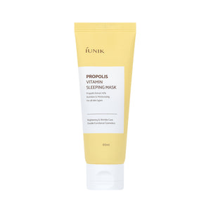 IUNIK Propolis Vitamin Sleeping Mask 60ml - Formula Bright