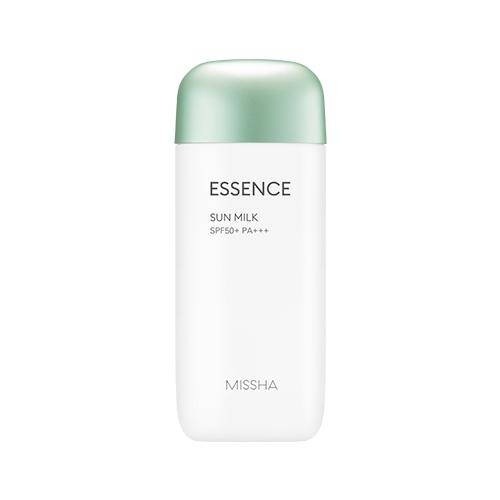 MISSHA All Around Safe Block Essence Sun Milk SPF50+ PA+++ - Formula Bright