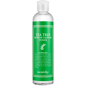 Tea Tree Refresh Calming Toner 248ml - Formula Bright