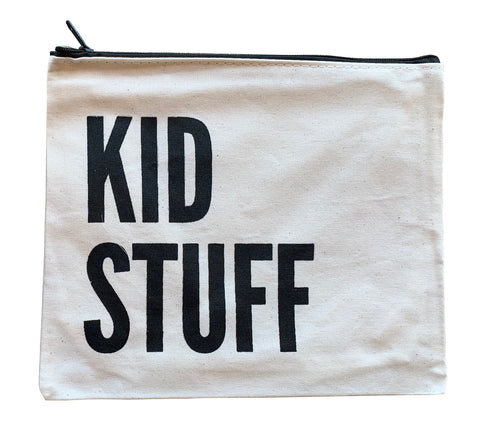 Kid Stuff Canvas Bag