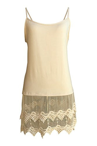 Natural Lace Top Extender