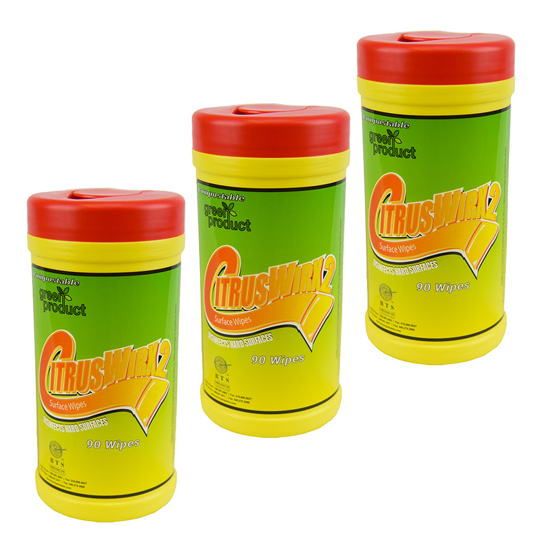 CitrusWirx 90 Count Canister