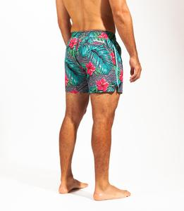 High Tide Tropical Shorts