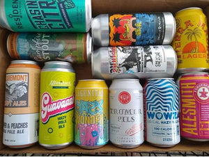 Summer Edition Beer Tasting Kit - July 11 3-6pm