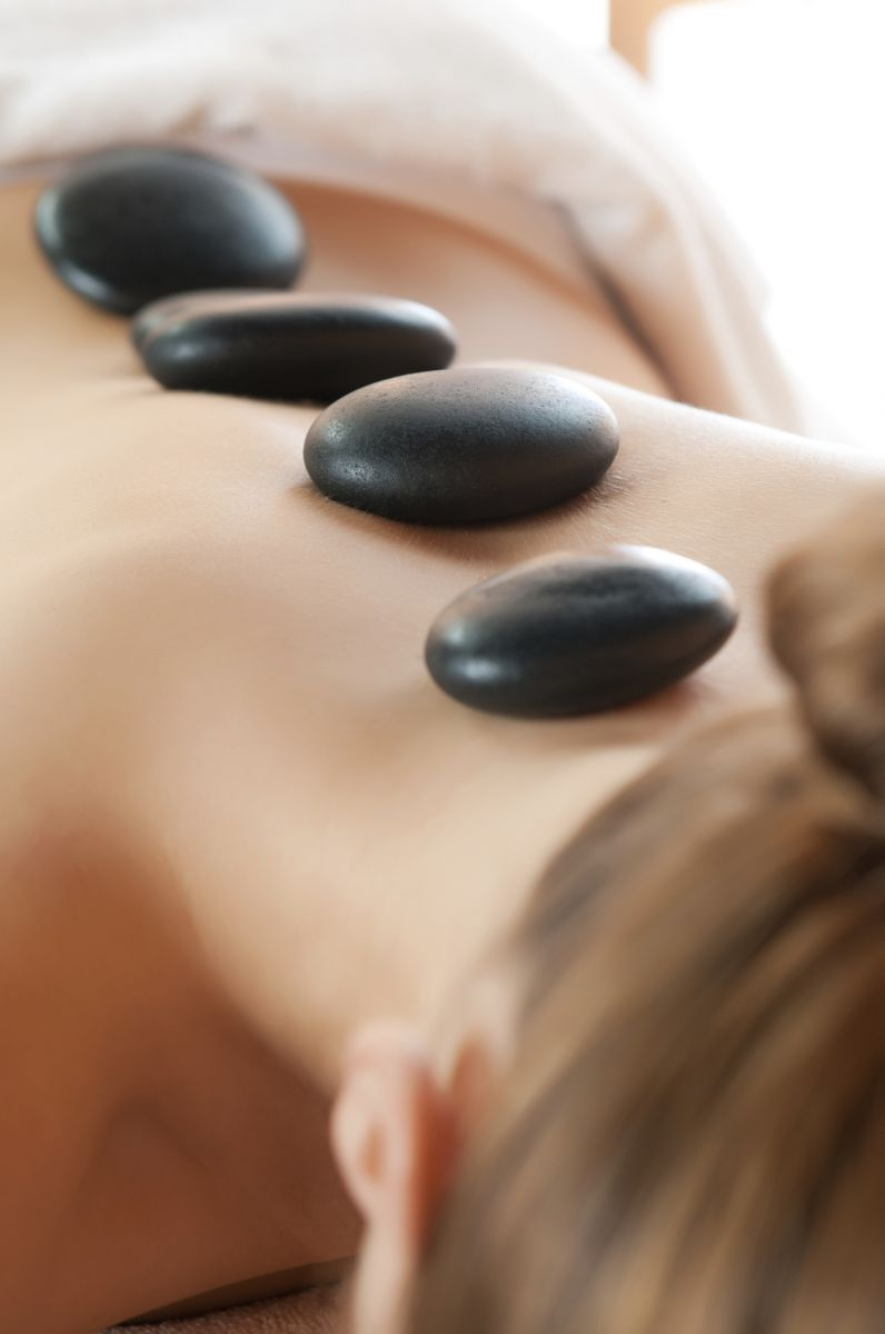 Massage – Hotstone