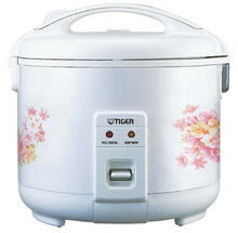 Load image into Gallery viewer, Tiger Electric Rice Cooker JNP-1000