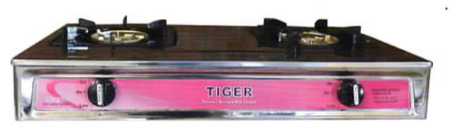 Tiger Gas Cooker CT-282S