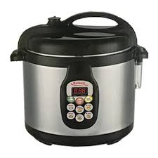 Galaxy Tiger Automatic Electric Pressure Cooker TL-6000