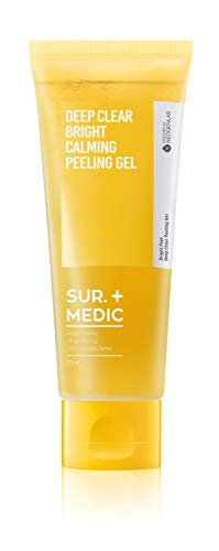 SUR.MEDIC+ DEEP CLEAR BRIGHT PEELING GEL 4.06 oz / 120ml