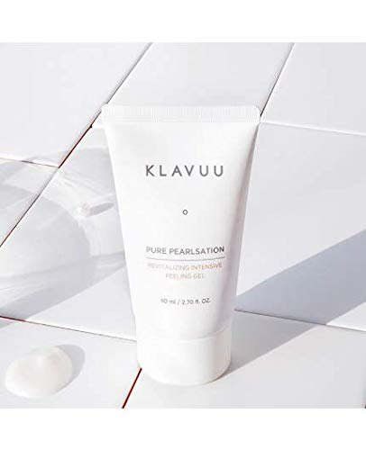 KLAVUU Pure Pearlsation, Revitalizing Intensive Peeling Gel, 2.70 fl oz (80 ml)