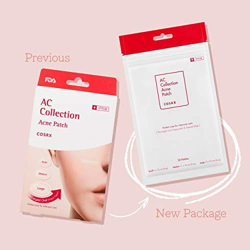 COSRX AC Collection Acne Patch, 26 Patches (Pouch Type) [3 Packs]